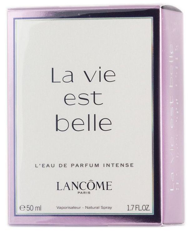 lancome la vie est belle l 39 eau de parfum intense edp pour. Black Bedroom Furniture Sets. Home Design Ideas