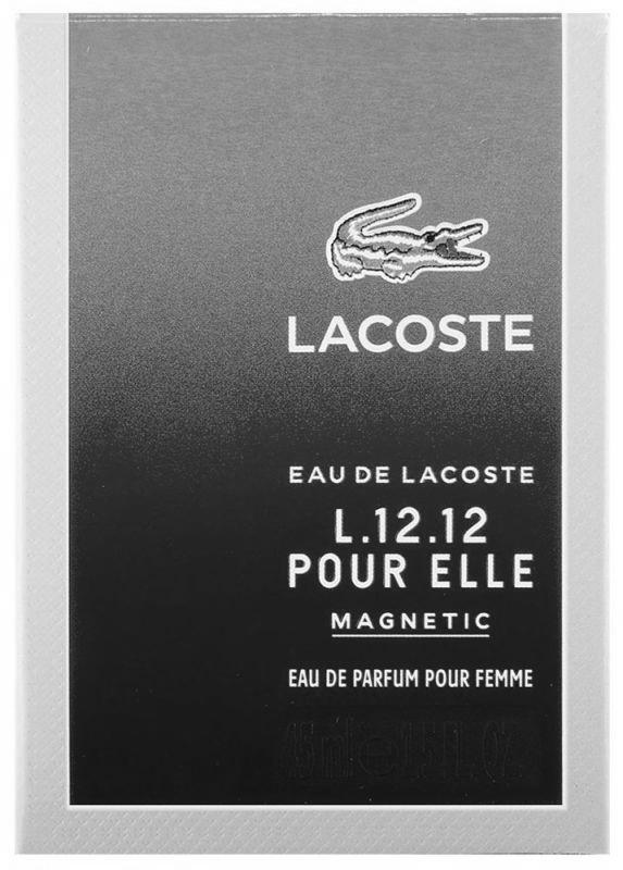 Ml Pour L Parfum De 25 Lacoste 12 Eau Magnetic Elle ⋅ 12 543jRLA