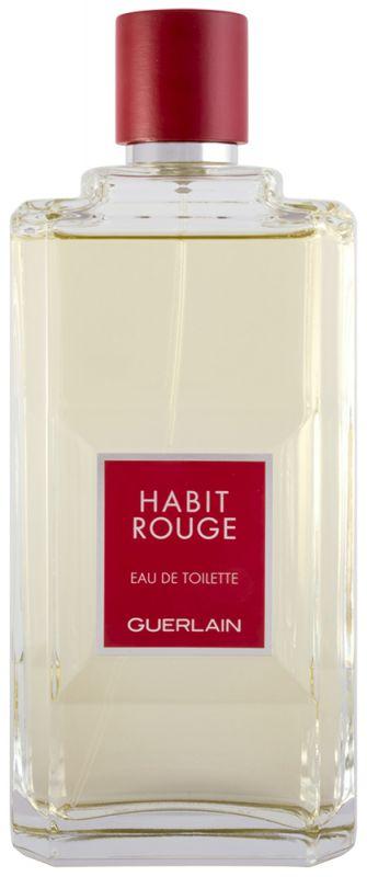 Habit Rouge Eau De Toilette 100 Ml Guerlain My Trendy Lady