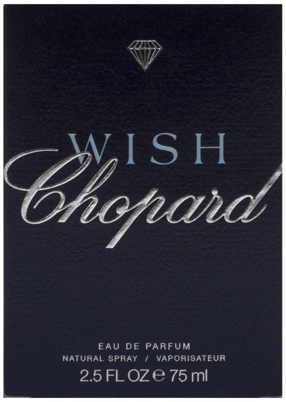 wish eau de parfum 75 ml chopard my trendy lady. Black Bedroom Furniture Sets. Home Design Ideas