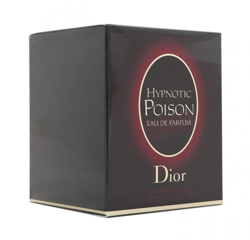 christian dior hypnotic poison eau de parfum edp pour femmes de christian dior. Black Bedroom Furniture Sets. Home Design Ideas